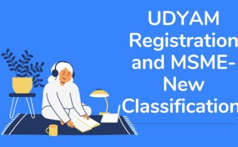 MSME-New Classification and UDYAM Registration (1)