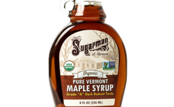 Replace Sugar with Maple Syrup